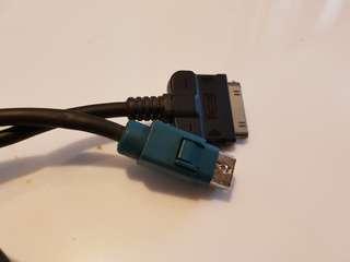 Alpine Ipod Cable