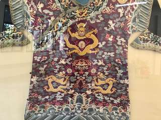 Antique Chinese Robe