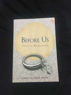 Before Us by Robin Wijaya