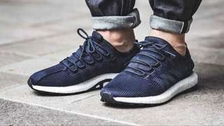 *Repriced* Adidas Pure Boost in Navy Blue