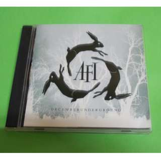 CD AFI : DECEMBERUNDERGROUND ALBUM (2006) PUNK ROCK HORROR PUNK