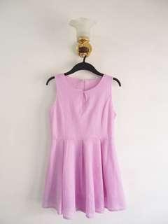 🌸Purple Lace Dress