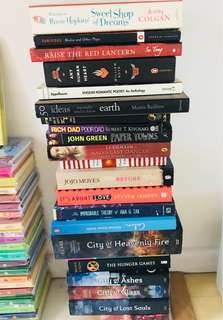 Novel books teens