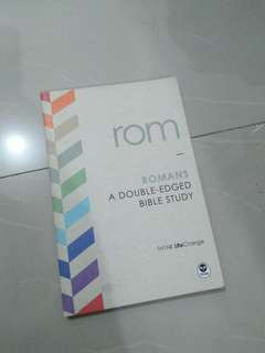 Romans: A double edged bible study