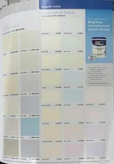 Dulux paint wash and wear (5L)