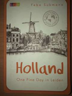 Novel Holland