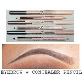 Menow Eyebrow with Concelear
