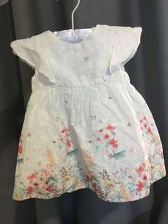 Zara baby dress size 00