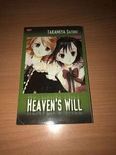 Komik Heaven's Will