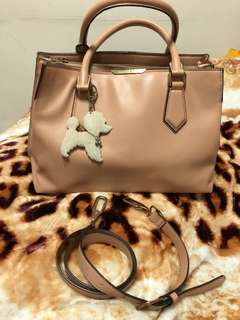 charles and keith convertible bag