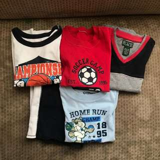 Assorted Sports Themed Bundle