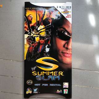 WWE summer slam