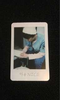 Seventeen Hansol/Vernon Love & Letter Repackage photocard