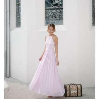 Threadtheory Whirlwind Romance Dress in Liliac