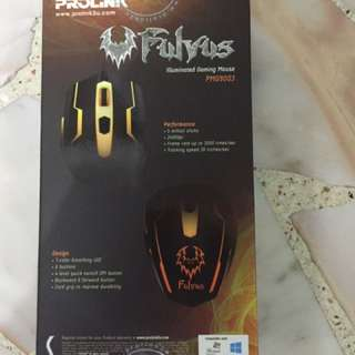 Pro link gaming mouse