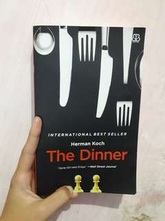 Buku The Dinner - Herman Koch