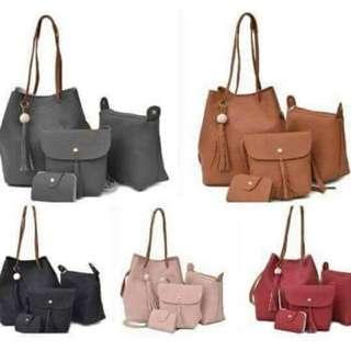 4 in 1 Bag