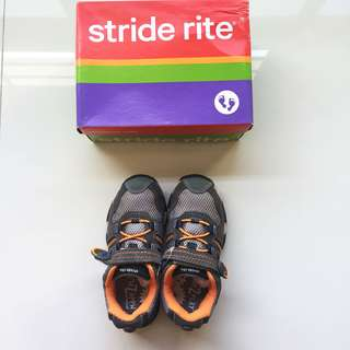 Stride Rite Knox Made to Play Shoes (size 12W)