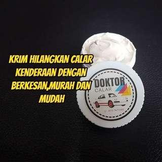 Cream calar kereta