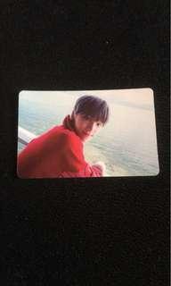 Seventeen Chan/Dino Teen, Age photocard