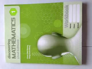 Discovering Mathematics 1