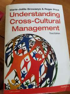 buku Understanding Cross-cultural Management