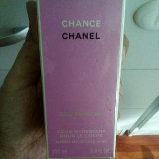 Chanel Body Mist