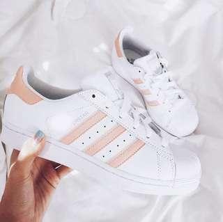 Adidas Superstar Inspired