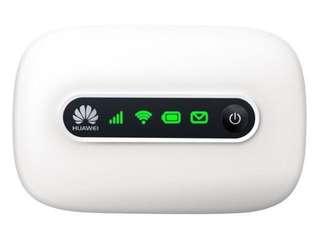 Huawei E5331 3G 21Mbps Mobile Wi-Fi (Unlocked)