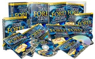 Teknik Forex Sebenar 6 DVD