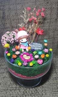 Freezy Flower Mother's Day Gift