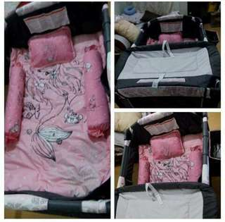 Apruva crib for your princess