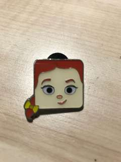 Disney Pin(Jessie)