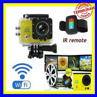 Q3H-1 4K LED SPORTS CAMERA - SONY CMOS, 16MP GOPRO SJCAM YICAM EKEN