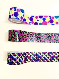 Decorative Washi Tapes