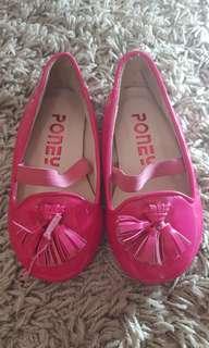 Preloved Poney Girl Shoes