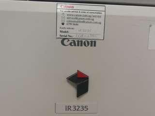 Canon IR 3235 Photo Copier