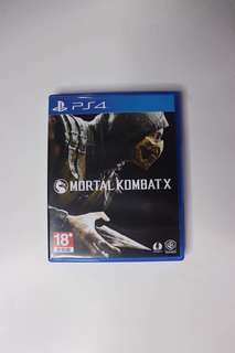 Mortal Kombat X (Downloadable to XL) PS4