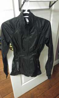 Black Lululemon Running Jacket, Size 4