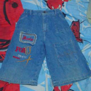 Celana jeans anak 8-9th
