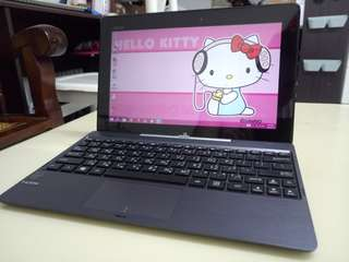 Asus Touchscreen/11 inch/windows8