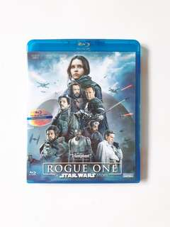 Rogue One Star Wars (Blue Ray)