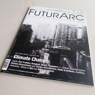 Free Postage! FuturArc: Jan-Feb'18 (Vol.58)