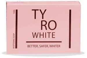 TYRO WHITE SOAP 150g