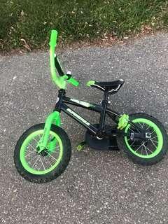Used one session kids bike 12 1/2  bike