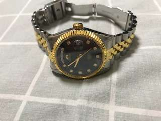 6 days old Orient President Day date(Automatic three tone 21 jewel dress watch) the best rolex homage