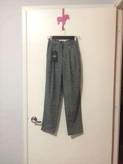 Brand new Grid Pants