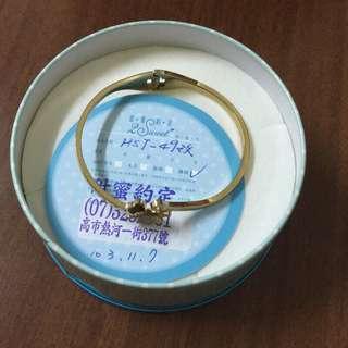 🚚 甜蜜約定手環