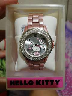 Brand New: Authentic Hello Kitty Watch