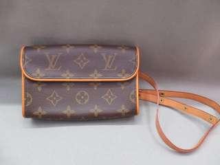 Lv pouch florentine pochette monogram Louis Vuitton wallet